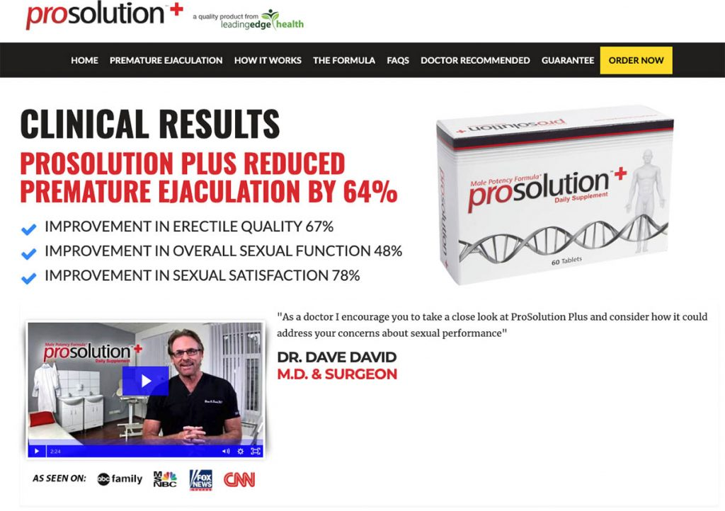 prosolution plus website